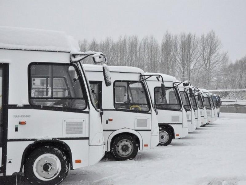 Бывшие столичные автобусы выйдут наулицы Брянска