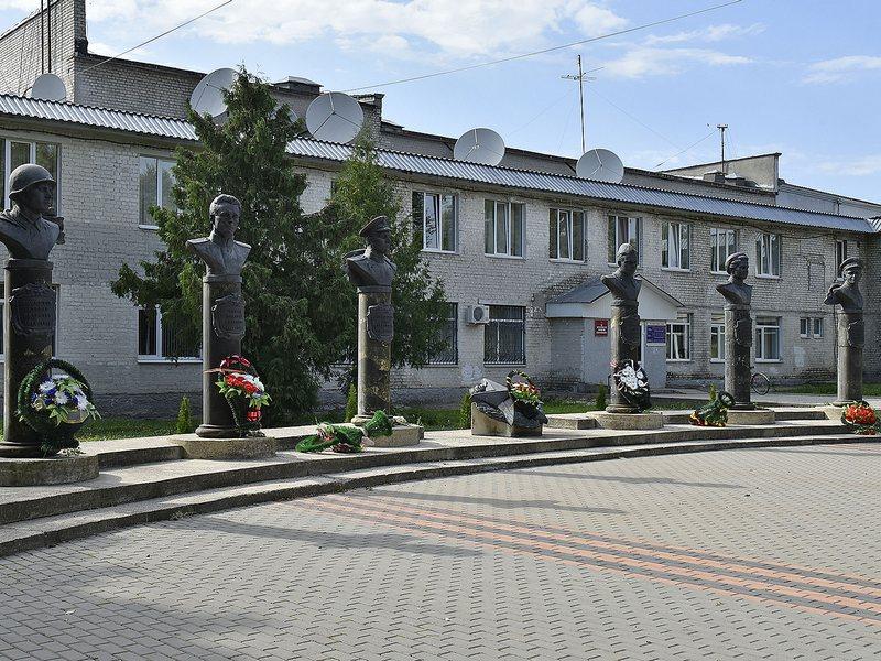 Аллею Героев вКарачеве дополнит новый бюст