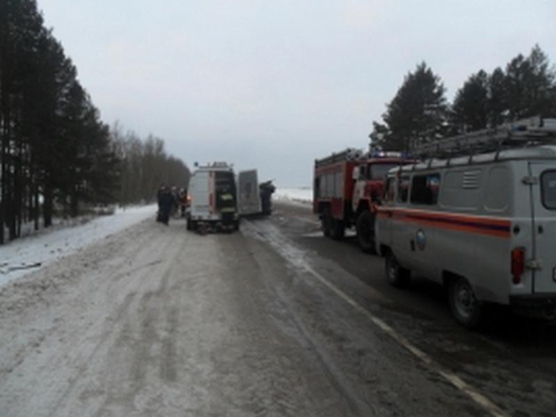 Шофёр заснул зарулем— умер пассажир