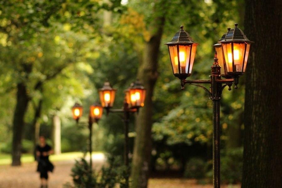 фонари уличные