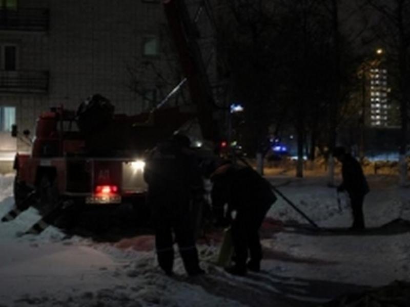 300 человек эвакуированы, девять спасены изгорящего общежития БГУ