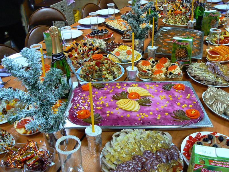 Что готовят на Новый год в разных странах мира?