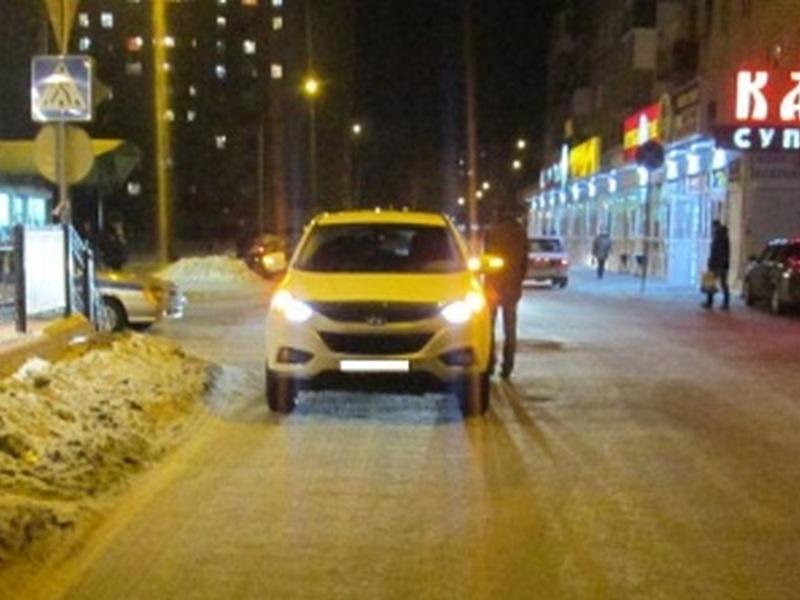 ВБрянске вседорожный автомобиль переехал санки счетырёхлетним ребёнком
