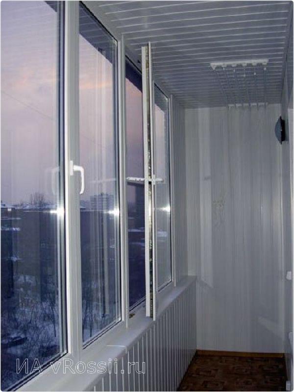 "Остекление балконов лоджий ""под ключ"", фото 3 москва slanet."